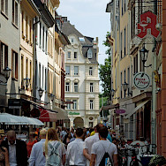 Shopping in Mainz, Germany. Flickr:Compte d'Artagnan