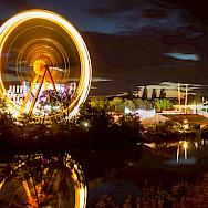 Volksfest in Aschaffenburg, Germany. Flickr:Carsten Frenzl