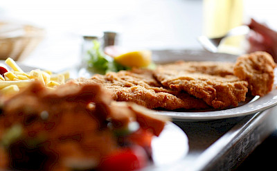 Weiner Schnitzel in Germany, of course! Fotopedia:Matt Hausunger