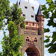 Nibelungen Bridge in Worms, Germany. Flickr:Dirk Wessner