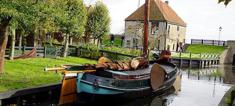Tradition reigns in Enkhuizen, the Netherlands. Flickr:Heribert Bechen