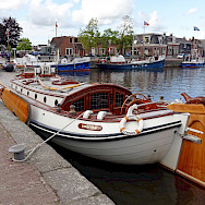 Lemmer is famous for its water sports in Friesland, the Netherlands. Flickr:kees torn