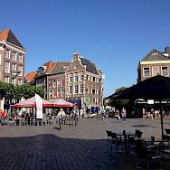 Grote Markt in Zwolle, Overijssel, the Netherlands. Flickr:Paul Arps