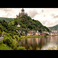 Panorama of Cochem, Germany. Flickr:Erik Soderstrom