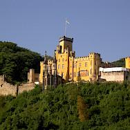 Schloss Stolzenfels near Koblenz, Germany. Flickr:Ralf Schulze