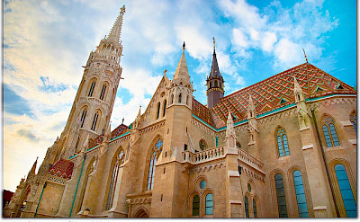 Cathedral in Budapest, Hungary. Flickr:Moyan Brenn