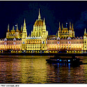 Parliament building in Budapest, Hungary. Flickr:Moyan Brenn