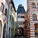 Eye-popping archtitecture in Komarno, Slovak Republic. Flickr:Janos Korom Dr.