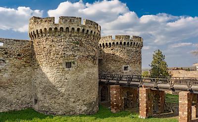 Stari Grad region of Belgrade, Serbia. Wikimedia Commons:magyshadow