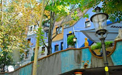 Hundertwasserhaus in Vienna, Austria. Flickr:macstre