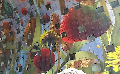 Markthal in Rotterdam, the Netherlands. ©TO