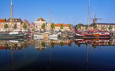 Biking Rotterdam to Zeeland Bike & Boat Tour in the Netherlands. ©TO