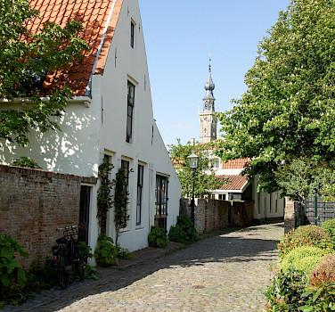 Rotterdam to the Zeeland Province