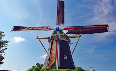 Biking Rotterdam to Zeeland Bike & Boat Tour in the Netherlands.