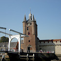 Bridge in Zierikzee in the Netherlands. Photo via TO