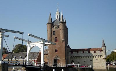 Bridge in Zierikzee in the Netherlands. Photo via TO