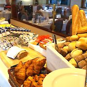 Breakfast Buffet | Olympia | Holland & Germany Bike & Boat Tours