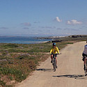 Quiet, scenic bike paths await in Portugal.
