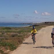 Quiet, scenic bike paths await in Portugal.