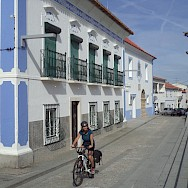 Cycling the small towns of Portugal.