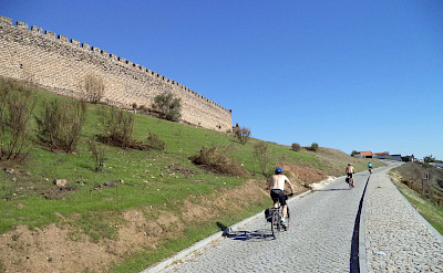 Following our friends on this great bike tour in Portugal.