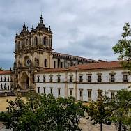 Alcobaca Monastery in Portugal. Flickr:Guillen Perez