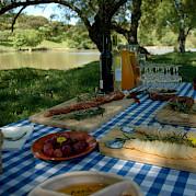Pedalando e cozinhando em Portugal Foto