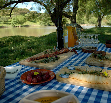 Cycling and Cooking in Portugal