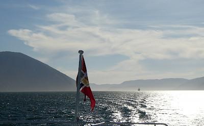 Boat ride near Bergen, Norway. Photo via TO.