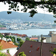 Great view of Bergen, Norway. Photo via TO.
