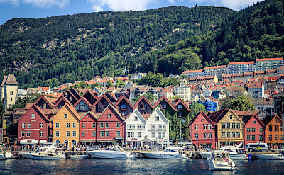 Bike tour in Bergen, Norway. Flickr:Andres Nieto Porras
