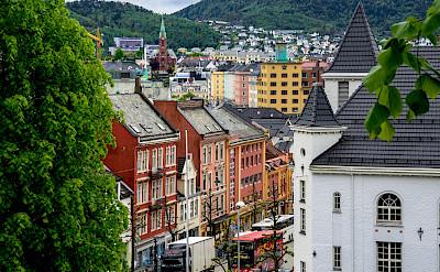 Bike rest in Bergen, Norway. Flickr:dconvertini