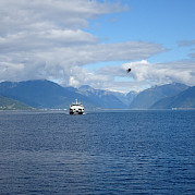 Sognefjorden - Norway's King of the Fjords Photo