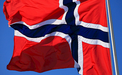 Norwegian Flag. Flickr:bengt-re