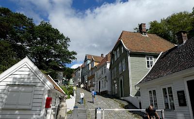 Sightseeing in Bergen, Norway. Photo via TO.