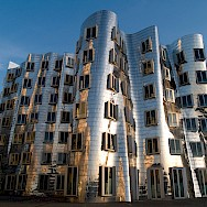 Unique architecture in Dusseldorf, Germany. Flickr:Filippo Diotalevi