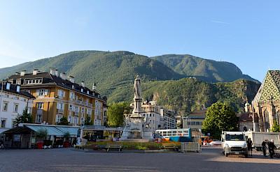 Walter Square in Bolzano, South Tyrol, Italy. Flickr:Francisco Anzola