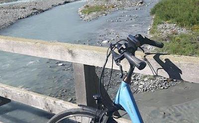 Scenic vistas abound on this bike tour. Photo via TO