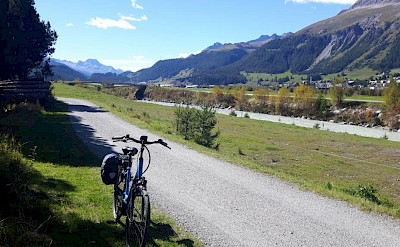 Inn River to Zernez in Switzerland. Photo via TO