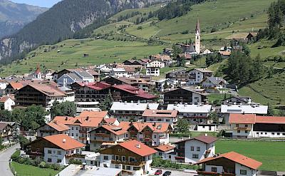 Nauders in Tyrol, Austria. Wikimedia Commons:Angela Monika Arnold