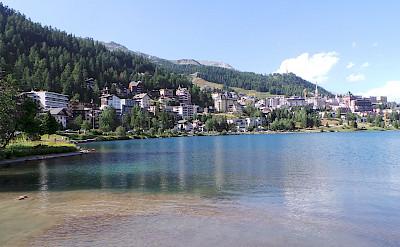 St. Moritz in Switzerland. Flickr:Luca Viscardi
