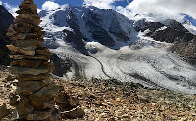 Morteratsch Glacier in South Tyrol, Italy. Photo via TO