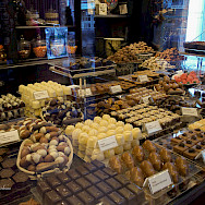 Belgium is also world-renowned for its chocolates. Bruges. Flickr:Dereknwinterburn