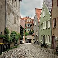 Altstadt in Landsberg am Lech, Germany. Flickr:Stefan Jurca