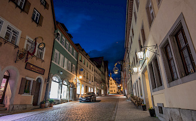 Another romantic stroll through Rothenburg, Germany. Flickr:hminnx
