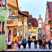 Germany's Romantic Road - Würzburg to the Alps Photo
