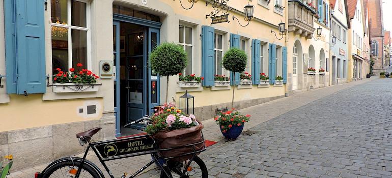 Romantic Road in Rothenburg ob der Tauber, Bavaria, Germany. Flickr:Chuca Cimas