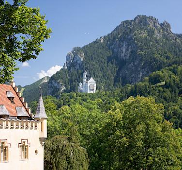 Neuschwanstein Castle in Schwangau, Bavaria, Germany. Flickr:z0rc CC0