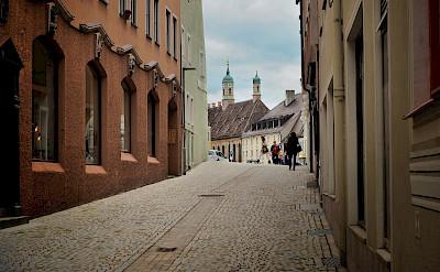 Enticing roads make up this tour. Landsberg am Lech, Germany. Flickr:Stefan Jurca