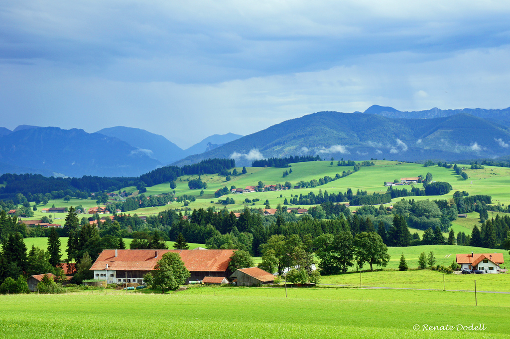 Germany's Romantic Road - Würzburg to the Alps